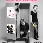 Affiche des Homosaïques 2013